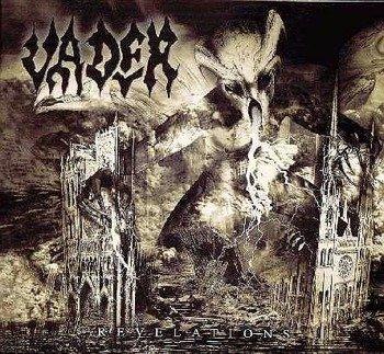 VADER: REVELATIONS (CD)