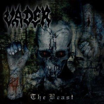 VADER: THE BEAST (CD)