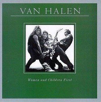 VAN HALEN: WOMEN AND CHILDREN FIRST - REMASTERED (CD)