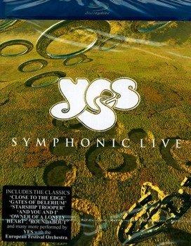 YES: SYMPHONIC LIVE (BLU-RAY)