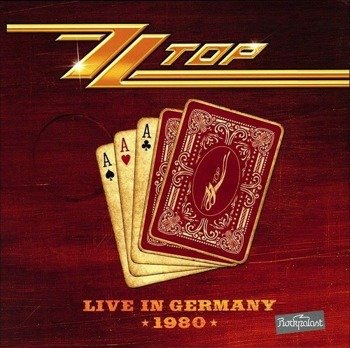 ZZ TOP: LIVE IN GERMANY 1980 (2LP VINYL)