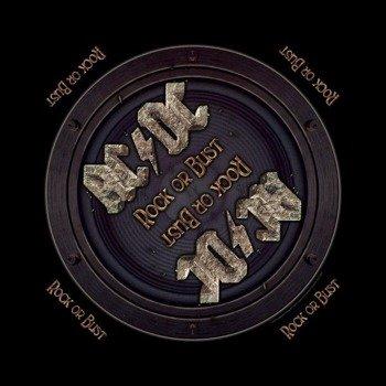 bandana AC/DC - BLACK ICE