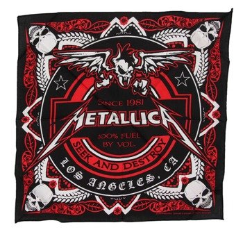 bandana METALLICA -  SEEK & DESTROY