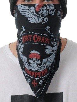 bandana  WEST COAST CHOPPERS - 4 SKULL
