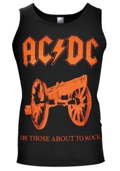 bezrękawnik AC/DC - FOR THOSE ABOUT TO ROCK