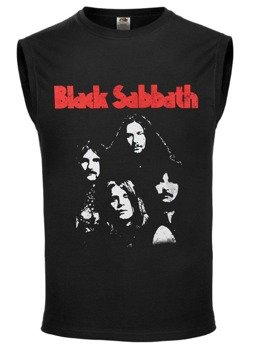 bezrękawnik BLACK SABBATH - BAND