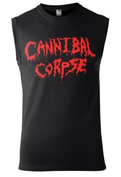 bezrękawnik CANNIBAL CORPSE - OLD RED LOGO