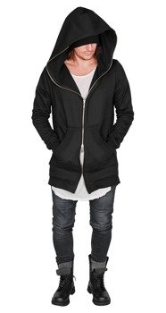 bluza AMENOMEN DOUBLE ZIP, z kapturem na zamek