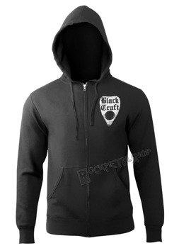 bluza BLACK CRAFT - OUIJA rozpinana, z kapturem