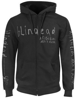 bluza BLINDEAD - AFFLICTION czarna, z kapturem