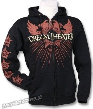 bluza DREAM THEATER, rozpinana z kapturem