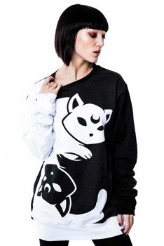 bluza KILL STAR - YIN YANG, bez kaptura