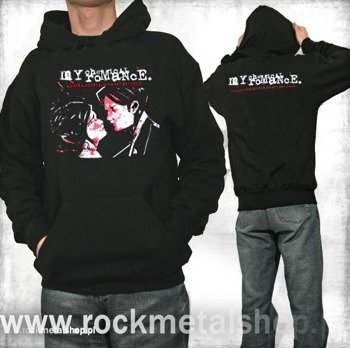 bluza MY CHEMICAL ROMANCE - THREE CHEERS FOR SWEET REVENGE