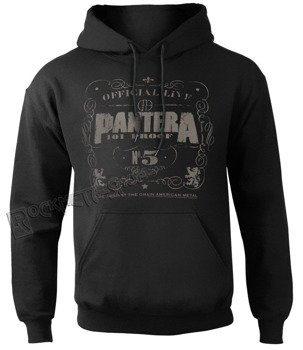 bluza PANTERA - 101 PROOF, z kapturem
