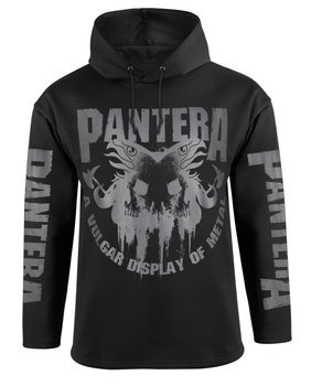 bluza PANTERA - COWBOYS FROM HELL czarna, z kapturem