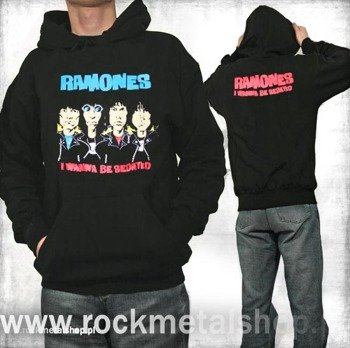bluza RAMONES - RAMONES - I WANNA BE SEDATED