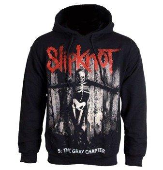 bluza SLIPKNOT - .5: THE GRAY CHAPTER, z kapturem