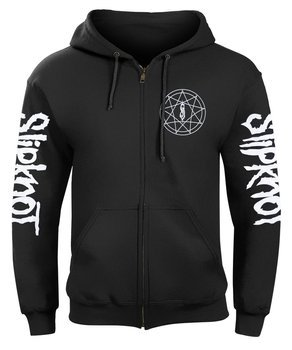 bluza SLIPKNOT - ALL HOPE IS GONE rozpinana, z kapturem