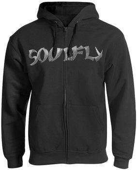 bluza SOULFLY - ENSLAVED, rozpinana z kapturem