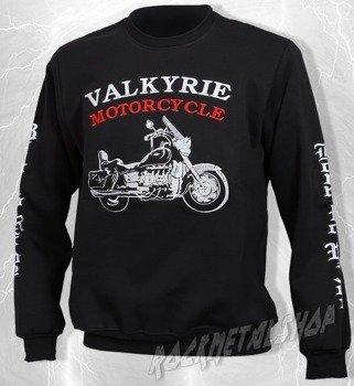 bluza VALKYRIE MOTORCYCLES bez kaptura