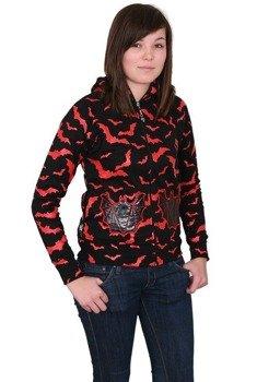 bluza damska - RED BATS