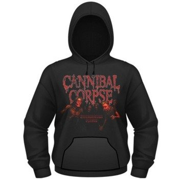 bluza kangurka CANNIBAL CORPSE - EVISCERATION PLAGUE z kapturem
