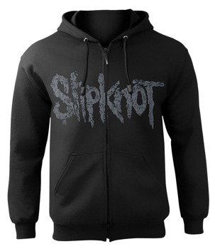bluza rozpinana z kapturem SLIPKNOT - FACES PANEL