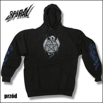 bluza z kapturem ICE DRAGON