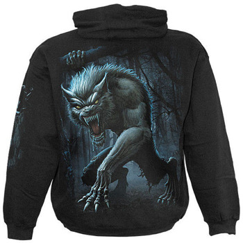 bluza z kapturem LYCAN NIGHTS