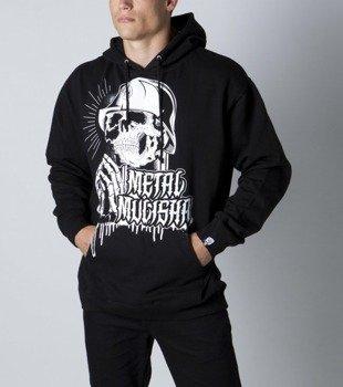 bluza z kapturem METAL MULISHA - CREED PO black