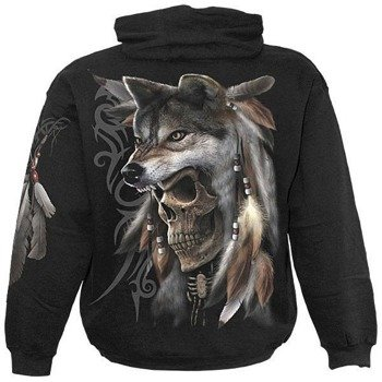 bluza z kapturem SPIRIT OF THE WOLF