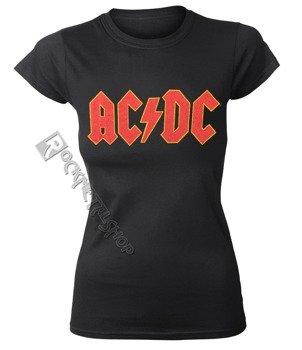 bluzka damska AC/DC - CLASSIC LOGO