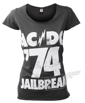 bluzka damska AC/DC - JAILBREAK 74