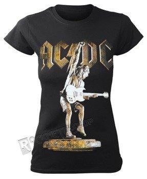 bluzka damska AC/DC -  STIFF UPPER LIP