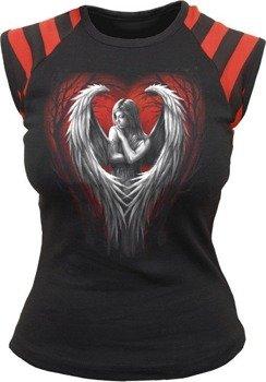 bluzka damska ANGEL HEART bezrękawnik