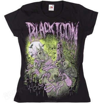 bluzka damska BLACK ICON - HORSERIDER (DICON079 BLACK)