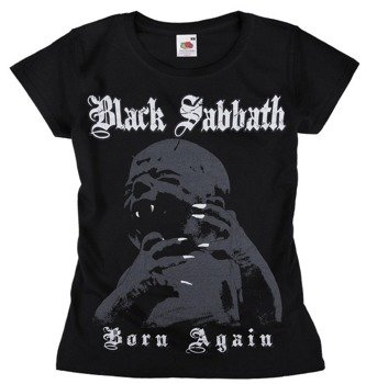 bluzka damska BLACK SABBATH - BORN AGAIN