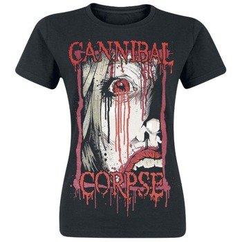 bluzka damska CANNIBAL CORPSE - FACE
