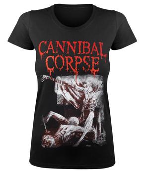 bluzka damska CANNIBAL CORPSE - TOMB OF THE MUTILATED