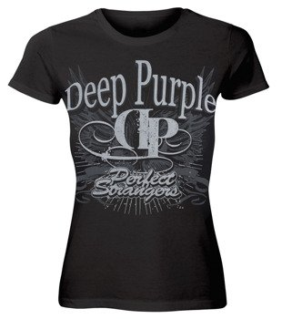 bluzka damska DEEP PURPLE - PERFECT STRANGERS