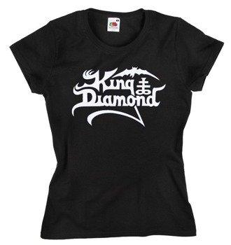 bluzka damska KING DIAMOND - LOGO