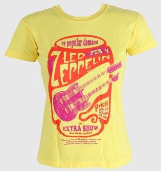 bluzka damska LED ZEPPELIN - BY POPULAR DEMAND