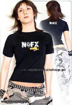 bluzka damska NOFX