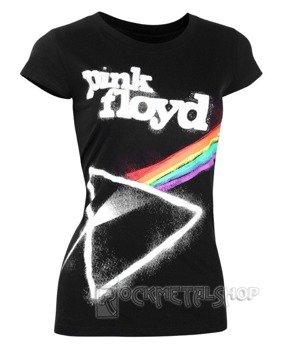 bluzka damska PINK FLOYD - GRAFFITI PRISM