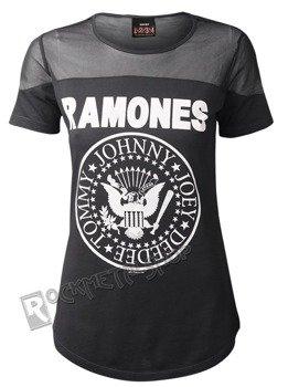 bluzka damska RAMONES - LETS GO