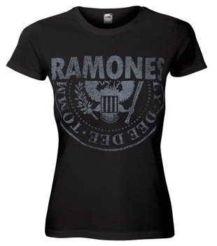 bluzka damska RAMONES - LOGO
