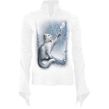 bluzka damska SNOW KITTEN długi rękaw