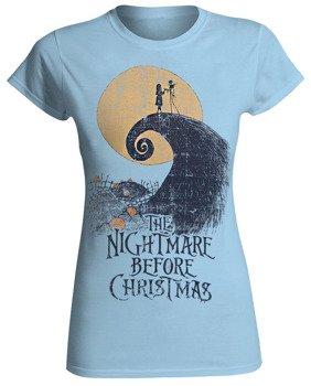 bluzka damska THE NIGHTMARE BEFORE CHRISTMAS - WAVE MOON