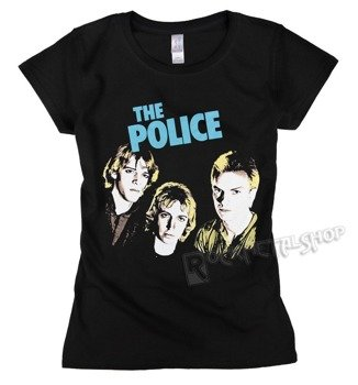 bluzka damska THE POLICE - OUTLANDOS D'AMOUR