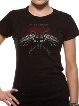 bluzka damska WITHIN TEMPTATION - HYDRA RED